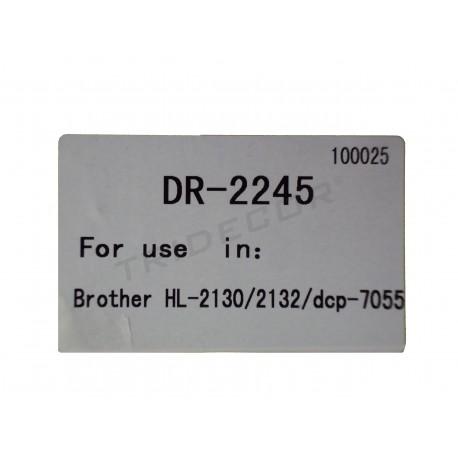 鼓DR-2245. 模型的兄弟HL-2130激光打印机。