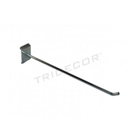 001622 Gancho para lama estreita 35 cm. Tridecor