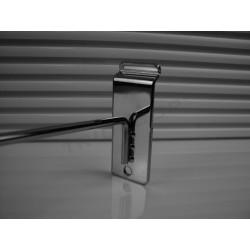 001608 Gancho colgador para a lama preto de 30 cm Tridecor