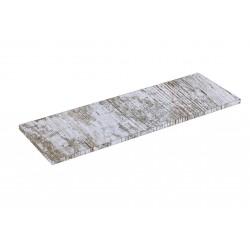 Prateleira de madeira harry 90x30cm 19mm.