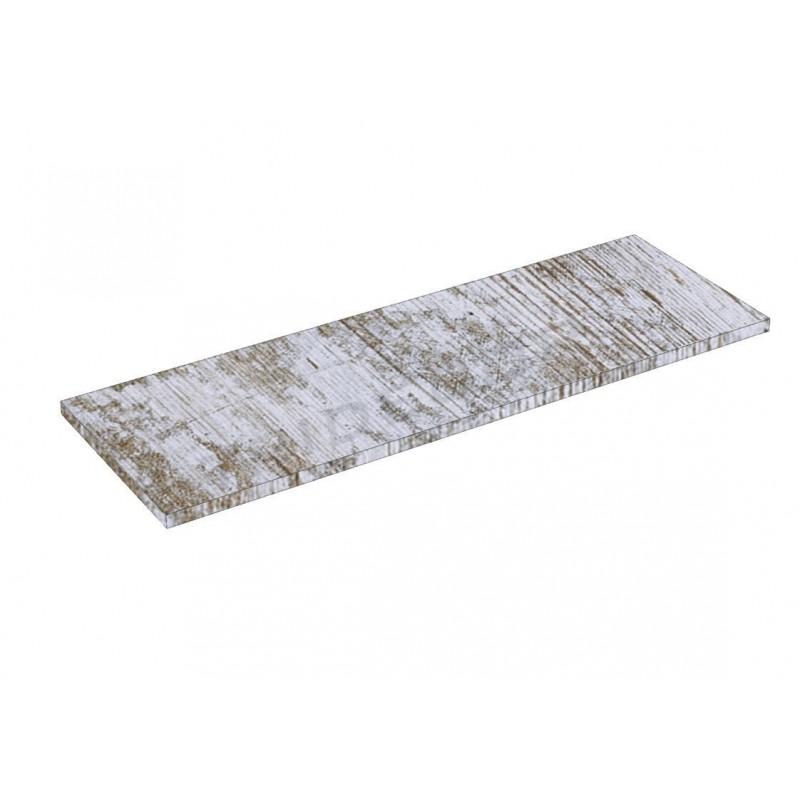 Balda de madera harry 90x30cm tridecor - Balda de madera ...
