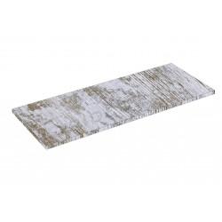 Scaffale in legno di harry 90x35cm