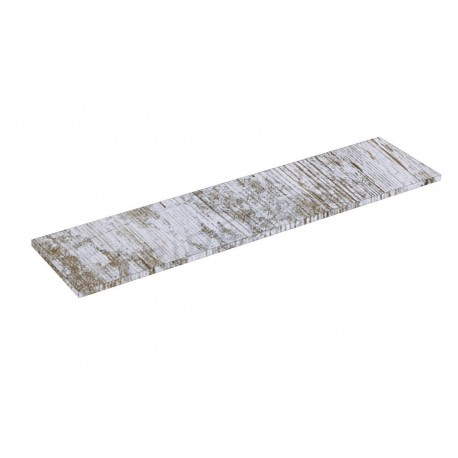Balda de madera harry 120x30cm 19mm