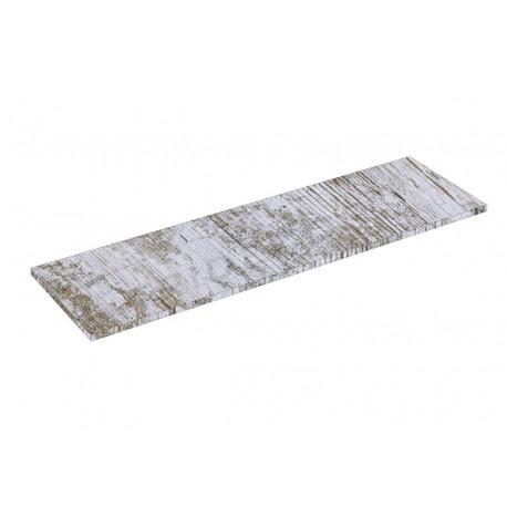 Prateleira de madeira harry 120x35cm 19mm