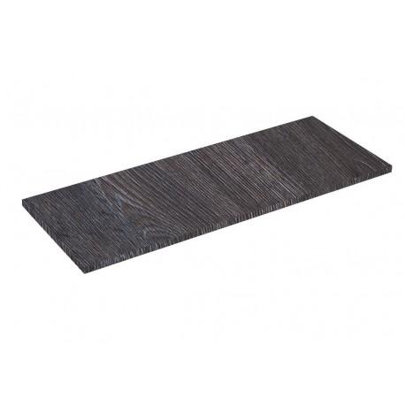 Balda de madera oak oscuro 90x35cm 19 mm - Balda de madera ...