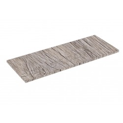 SHELF OAK WOOD-0 90X35CM 19MM