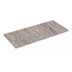Scaffale in legno di Rovere 0 90x40cm 19mm
