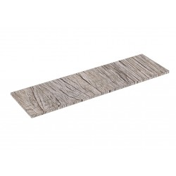 架子上的木材橡0 120x35cm19毫米