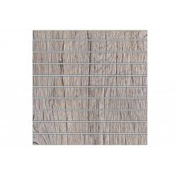 Panel de lama roble o 120x120. Tridecor