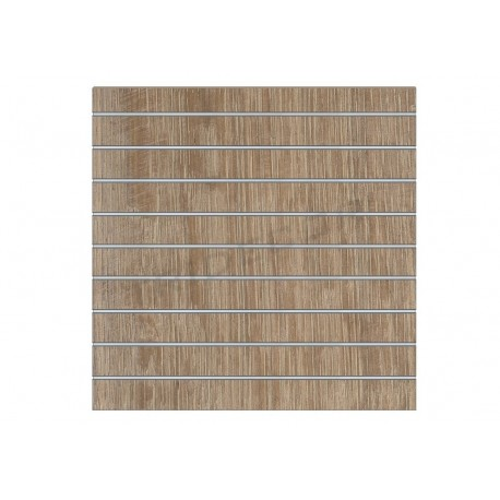 Panel de lama oak claro 120x120 Tridecor