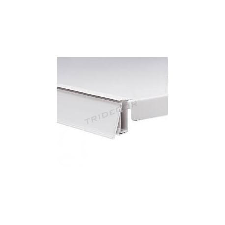 013189 Portaprecio prestatgeries metàl·liques 90 cm Tridecor