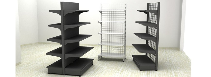 Shelves metal / metal Shelving