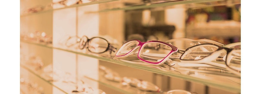 Expositores de Óculos