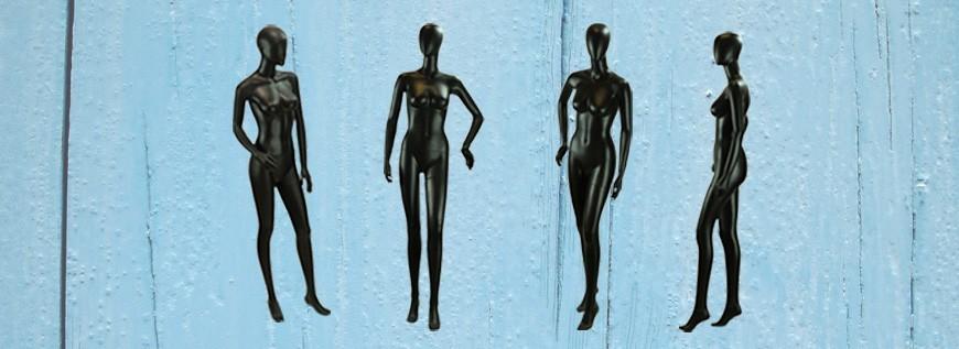 Manequins de Mulher