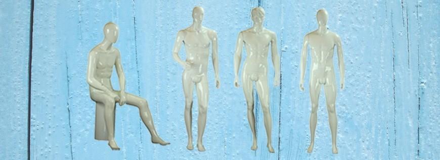 Manequins de Homem