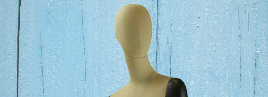 Mannequins Women Fabric
