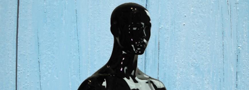Manequins De Homem Preto