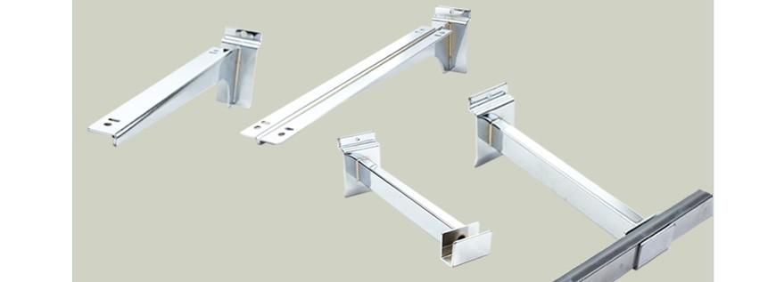 Canonada suports i prestatge